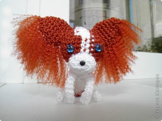 Влюбилась в игрушки на ладошке от lula. Благодаря Стране Мастеров у меня появилось вот такое чудо :) фото 1