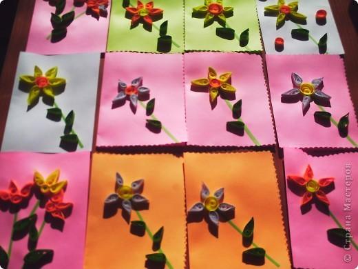 Эти открыточки сделали Настенька Л. и её мама. фото 5