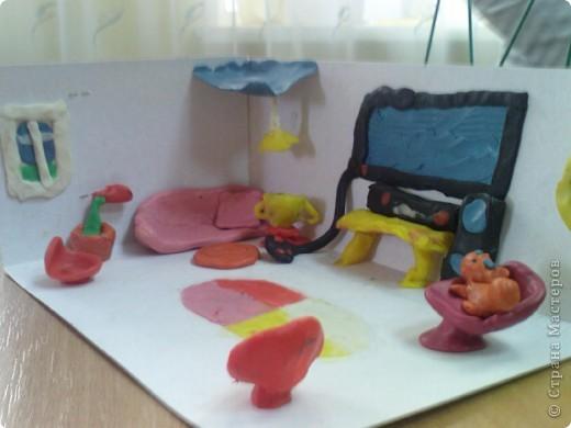 морская комната(делал мальчишка,ион уже ждет лето! фото 7
