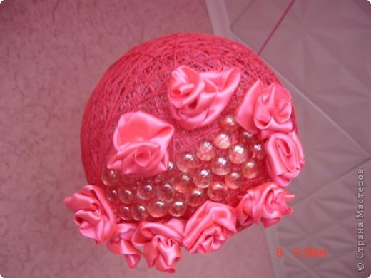 Купила в зоомагазине крашенные камушки...очень удачно вписались в мою розовую коллекцию) фото 5