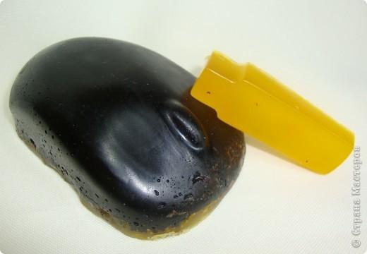 Золотая рыбка  Мыльная основа, масло шиповника, масло зародышей пшеницы, витамин Е, зеленый чай, эфирное масло полыни. фото 2