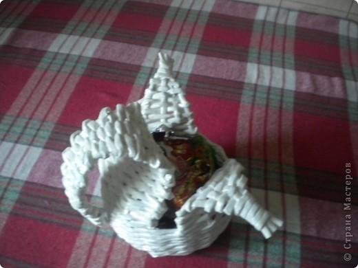лебедь(повторялка) фото 3