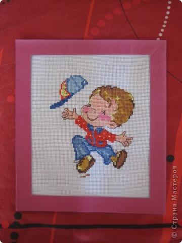Вышила для детского сада фото 2