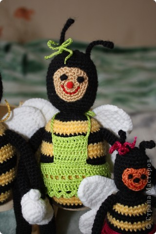 Пчелиная семейка фото 3