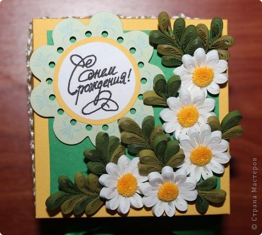 Желания в подарок (коробочка - конверт) фото 1