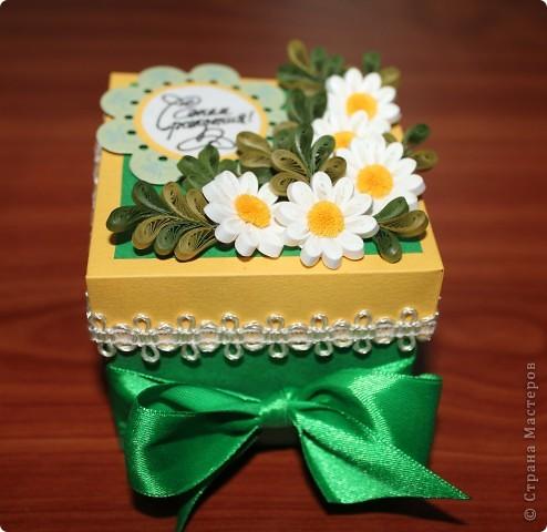 Желания в подарок (коробочка - конверт) фото 2
