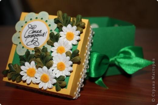 Желания в подарок (коробочка - конверт) фото 3