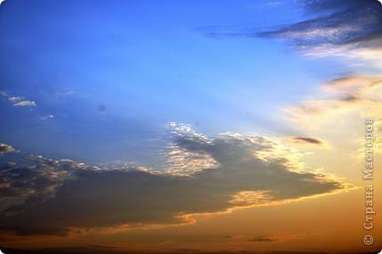 Вечерний закат. фото 1