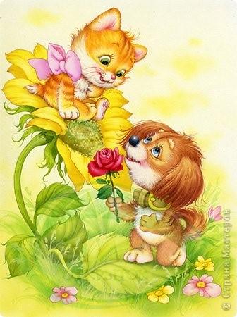 Олечка!!!  Пусть будет счастлив каждый день,  Прекрасно каждое мгновенье,   Успехов, радости, добра,  Любви, удачи,  С ДНЕМ РОЖДЕНИЯ!!!