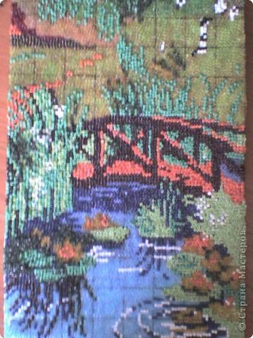 Картины из бисера фото 2