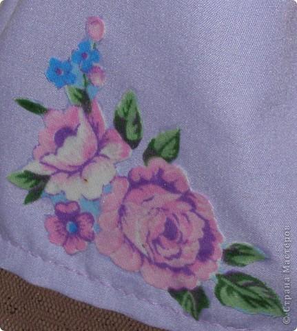 Кажется у меня начинается Тильдамания. Вот еще одна тильдочка по имени Флора, она обожает цветы и с удовольствием за ними ухаживает. Эта куколка гораздо меньше первой, но шить мне ее было сложнее из-за мелких деталей.  фото 4