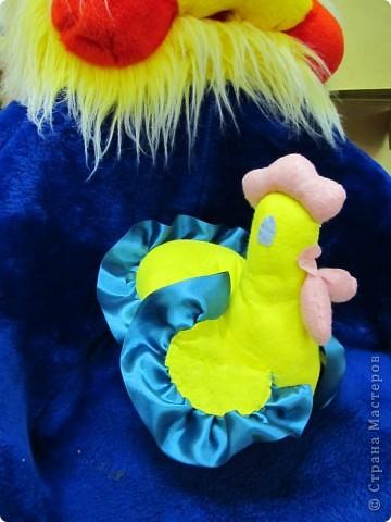 пасхальная желтая курочка фото 3