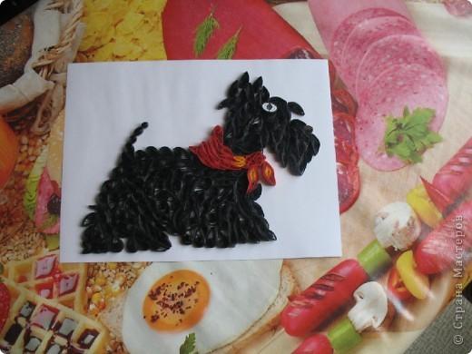 Подруга заказала подарок для мамы, в память о собаке( фото 2