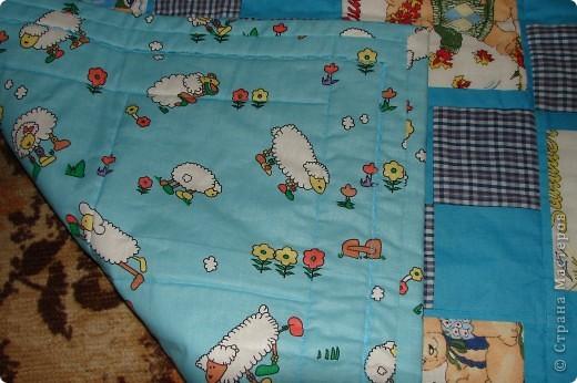 мое первое одеяло фото 2