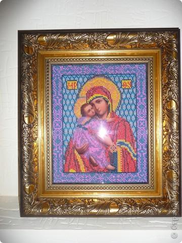 Влади́мирская ико́на Бо́жией Ма́тери фото 1