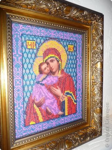 Влади́мирская ико́на Бо́жией Ма́тери фото 2
