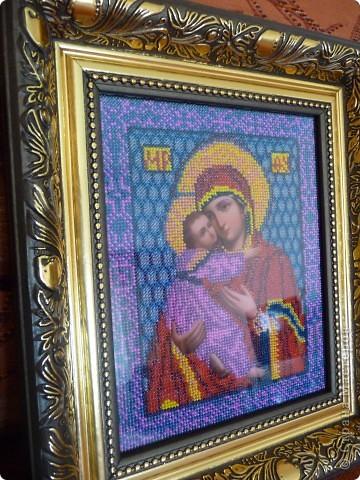 Влади́мирская ико́на Бо́жией Ма́тери фото 3