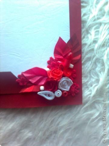 червени рози фото 5