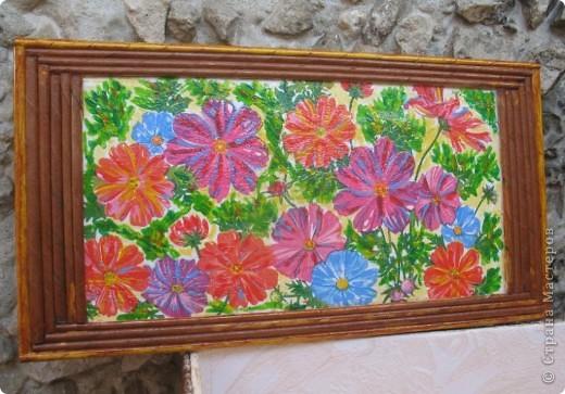Коробочка с цветной крышкой фото 2