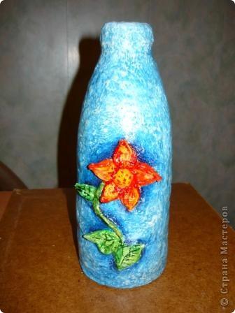 Моя первая вазочка  фото 2