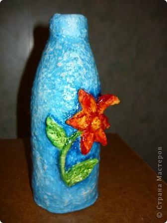 Моя первая вазочка  фото 1
