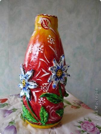 Моя первая вазочка  фото 3