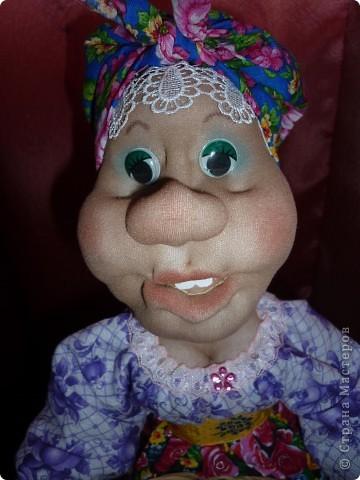 Куклы День рождения Шитьё танюшка Капрон фото 1