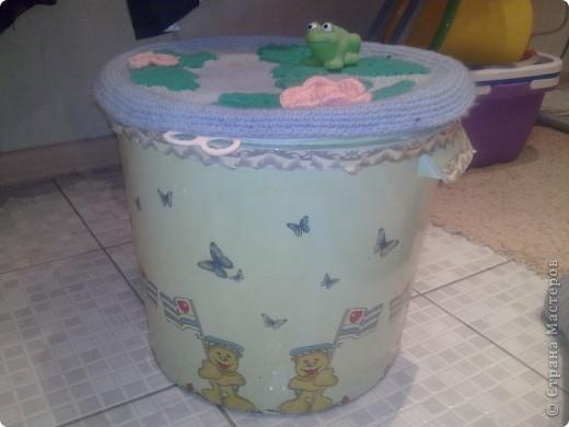 Новый вид тортовницы! У племянницы была свадьба, и как водится - огромный торт! То, что от него осталось подарили мне! фото 3