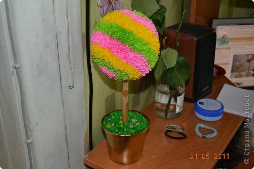 Мое второе деревце фото 4