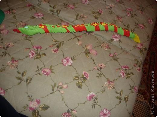 Змейку я сделал по схеме anyakarpus. фото 2
