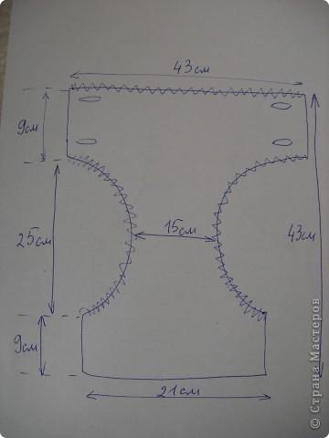 Как сделать многоразовые памперсы своими руками