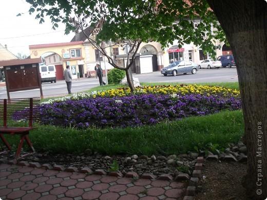 Центъра на град Кодлеа в подножието на Карпатите фото 1