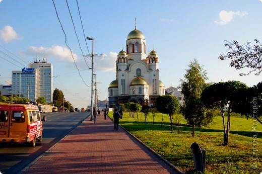 Уральская жемчужина