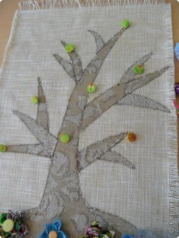 Это дерево повторюшка,такое я увидела у Стариковой Любы.Спасибо ей за прекрасные идеи!!! фото 2