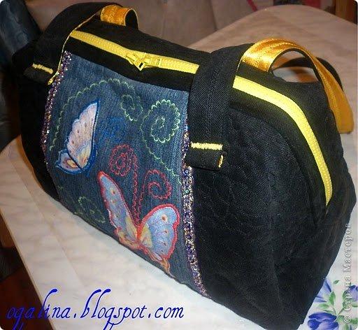 Дорожная сумка. фото 2