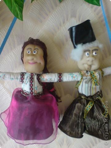 вот таких кукол подарила родителям на годовщину свадьбы фото 4