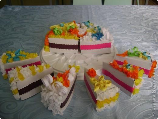 Торт фото 3
