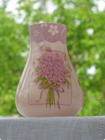Была просто розовая вазочка фото 1