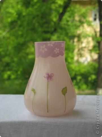 Была просто розовая вазочка фото 2