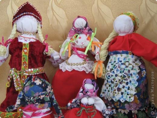 Кукла-травница фото 1