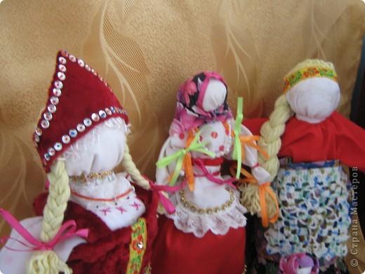 Кукла-травница фото 2