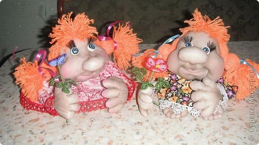 куклы на удачу