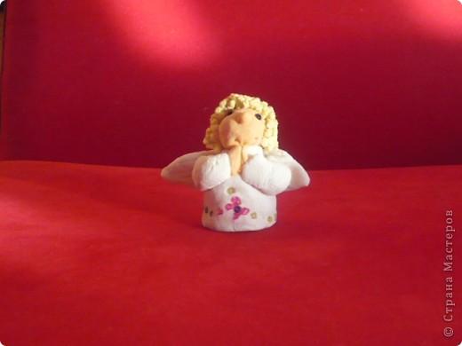 Соленое тесто моего Сынульки фото 2