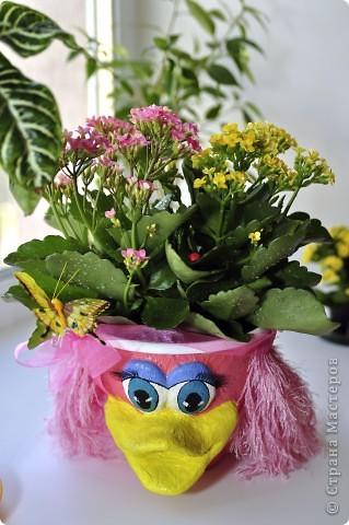 Горшочек и цветочек! фото 1