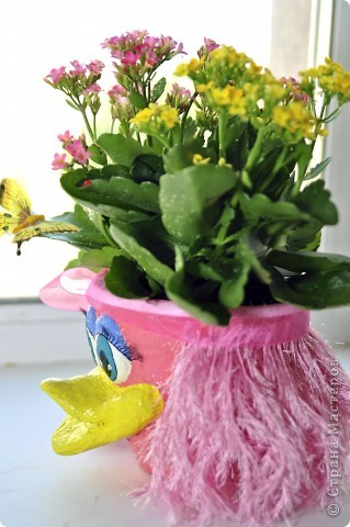 Горшочек и цветочек! фото 2