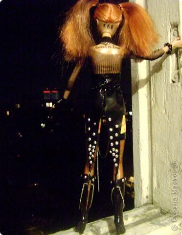 Видимо куклы феи которые попадают ко мне в руки меняют внешность координально. Эта кукла тому подтверждение фото 2