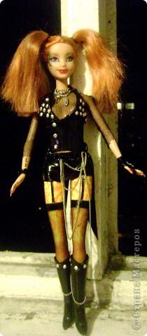 Видимо куклы феи которые попадают ко мне в руки меняют внешность координально. Эта кукла тому подтверждение фото 1