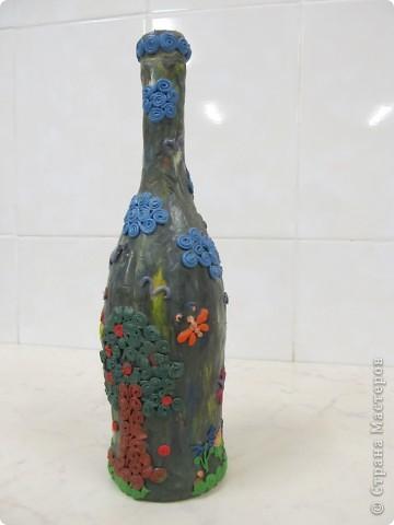 """Это мои вазы """"Времена года"""". Выставляю их в раздевалке в зависимости от времени года и наполняю их по теме. фото 4"""