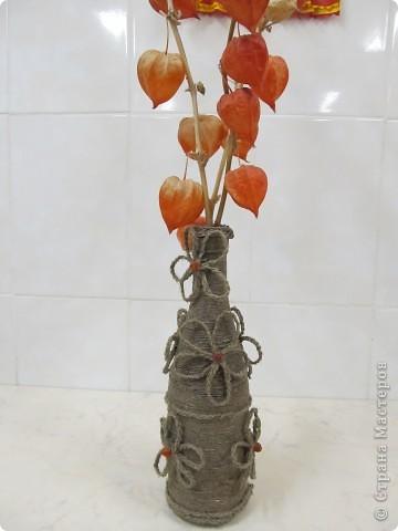"""Это мои вазы """"Времена года"""". Выставляю их в раздевалке в зависимости от времени года и наполняю их по теме. фото 5"""