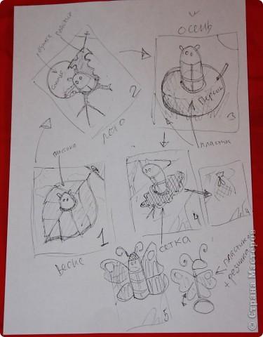 Книжка снаружи Ниже можно посмотреть все развороты книги. А вот ( http://stranamasterov.ru/node/155860 ) другая моя книжка в той же технике фото 2